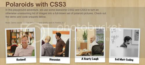 css3 tutorial 6 CSS3 Tutorials and Samples