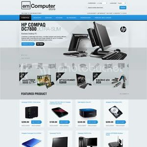 free magento theme 1 Free Magento Themes