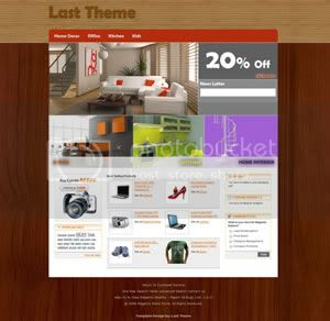 free magento theme 3 Free Magento Themes