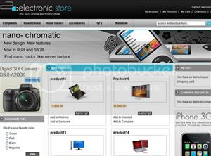 free magento theme 4 Free Magento Themes