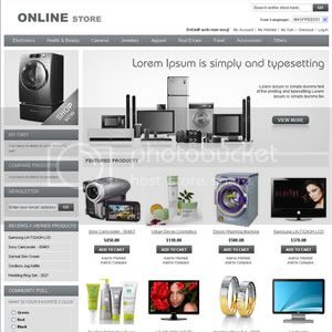 free magento theme 9 Free Magento Themes