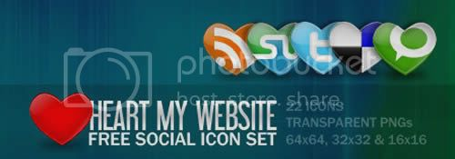social icon 12 20+ Social Bookmarking Iconset