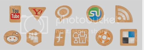 social icon 13 20+ Social Bookmarking Iconset