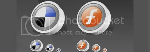 social icon 15 20+ Social Bookmarking Iconset