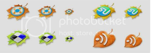 social icon 19 20+ Social Bookmarking Iconset