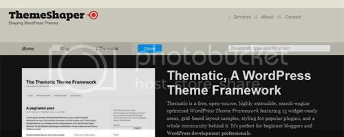 wordpress framework 1 Top 10 Wordpress Theme Frameworks