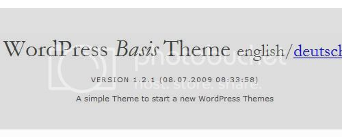 wordpress framework 8 Top 10 Wordpress Theme Frameworks